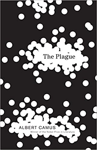 EUU Book Club is reading The Plague by Albert Camus