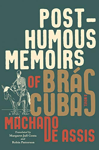 EUU Book Club is reading Posthumous Memoirs of Brás Cubas, by Machado De Assis.