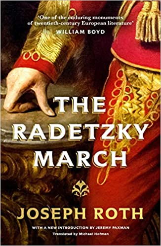 EUU Book Club is reading The Radetzky March by Joseph Roth