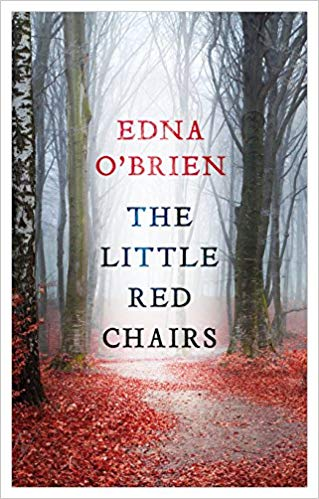 EUU Book Club is reading The Little Red Chairs