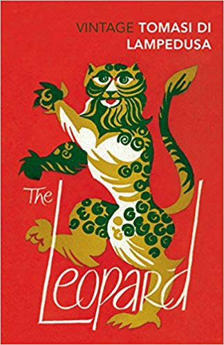EUU Book Club is reading The Leopard